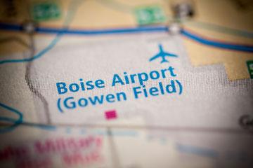 boise airport (gowen field)